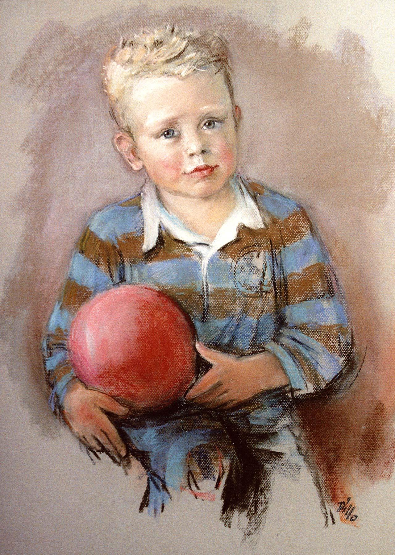 Kinderportret-miekedillo