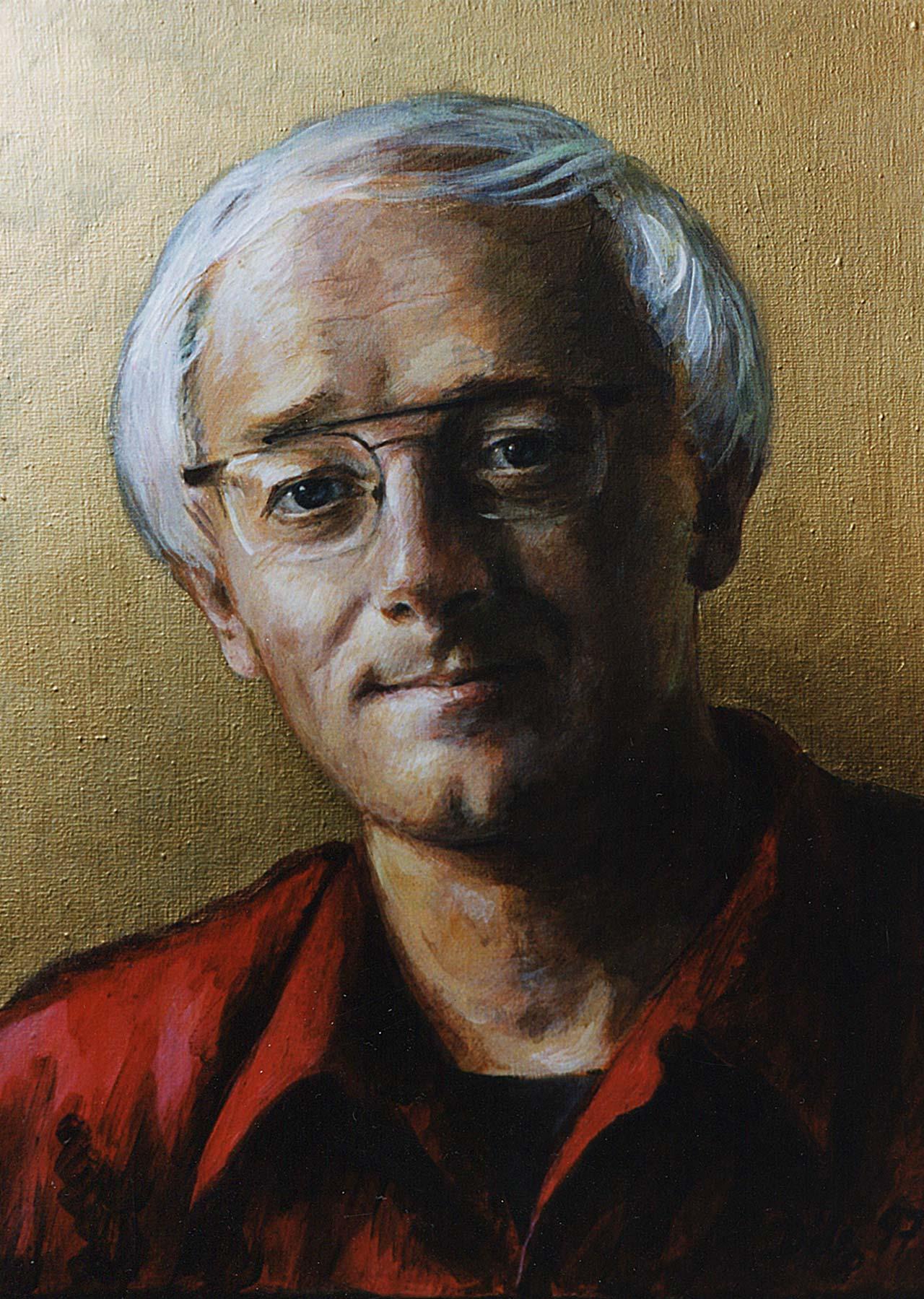 Olieverfportretten Mieke Dillo