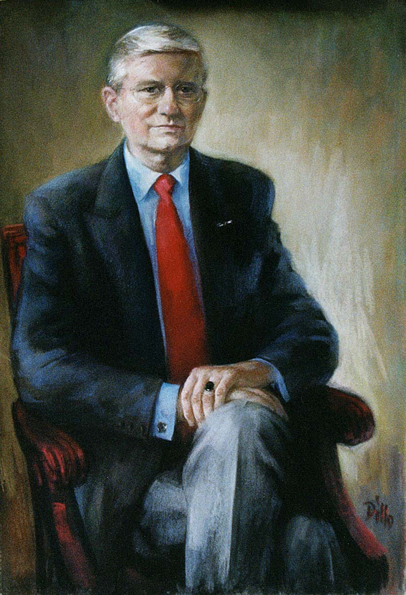 Professor dr. P. Drenth